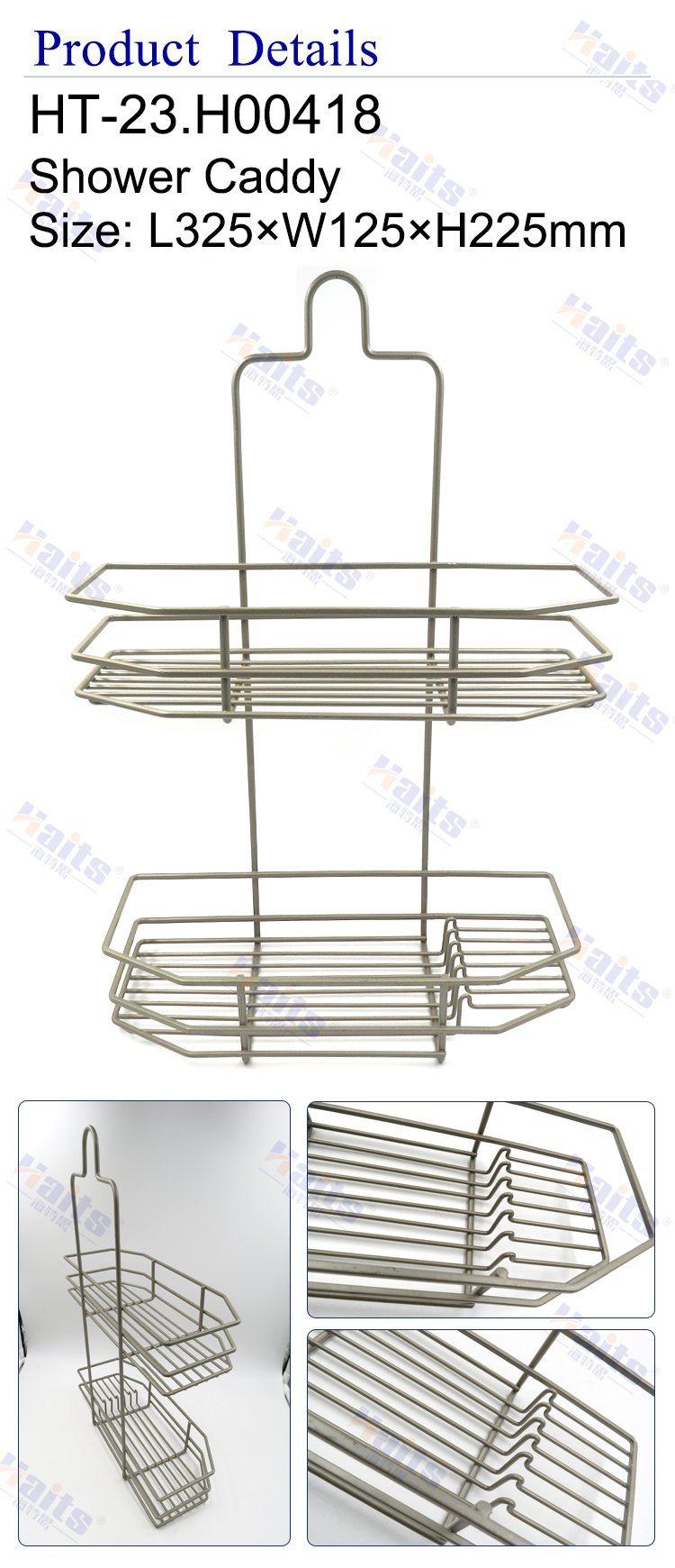 Bathroom Shelf Organizer Rack Bath Wire