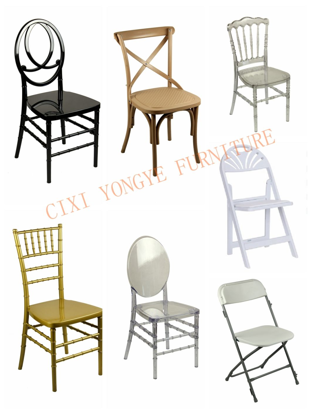 Phenomenal China Fan Back Resin Folding Chair Outdoor Wedding Plastic Folding Squirreltailoven Fun Painted Chair Ideas Images Squirreltailovenorg