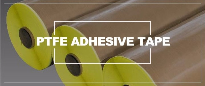 PTFE Coated Fiberglass Fabric High Temperature Resistant Adhesive Tape