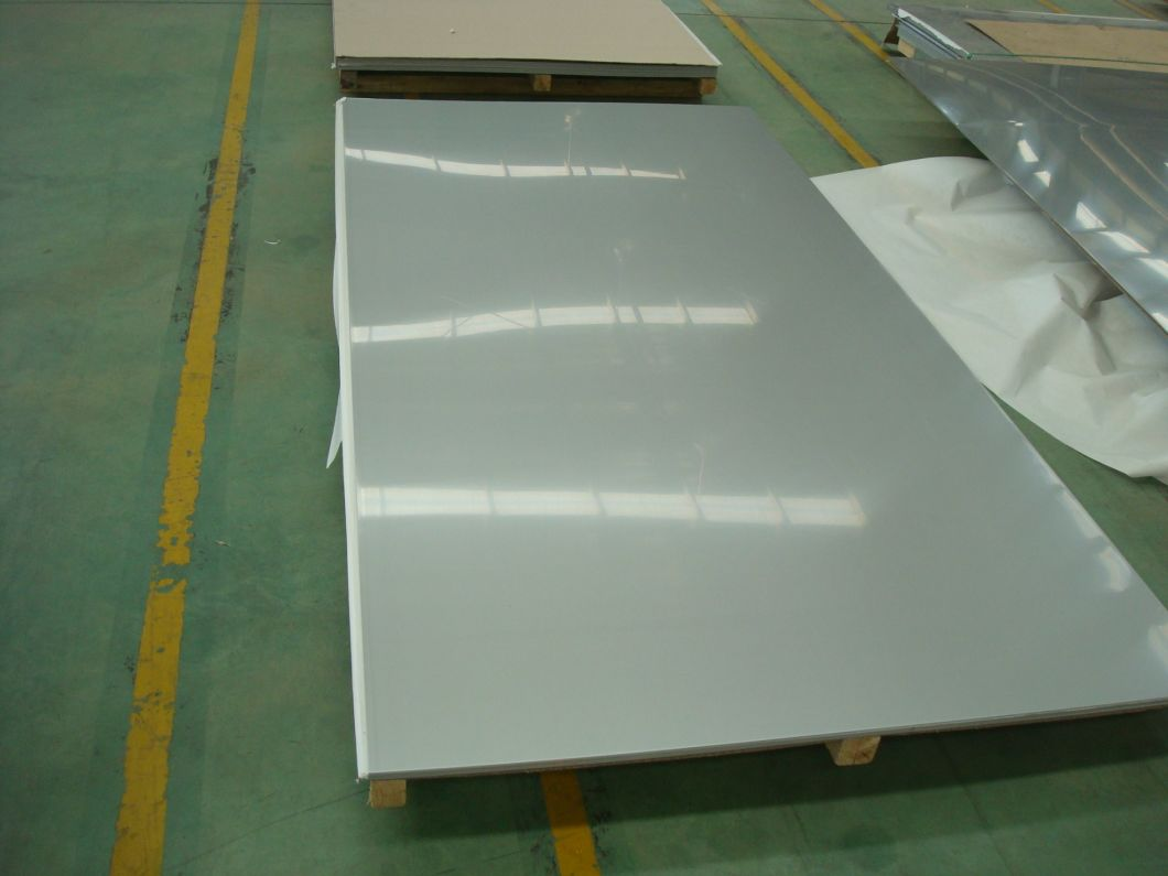 Hot Rolled Mirror 316L 304L Stainless Steel Plate