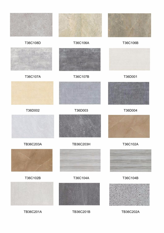 Beige Color Ceramic Floor Tile