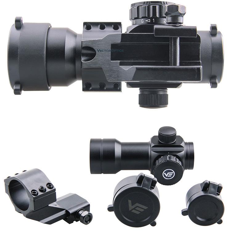 China Vector Optics Stinger 1X28 Ar15 Red DOT Scope Weapon ...