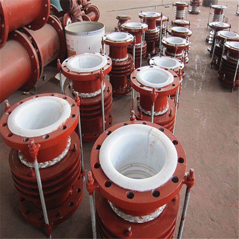 PTFE Expansion Joint with Flange
