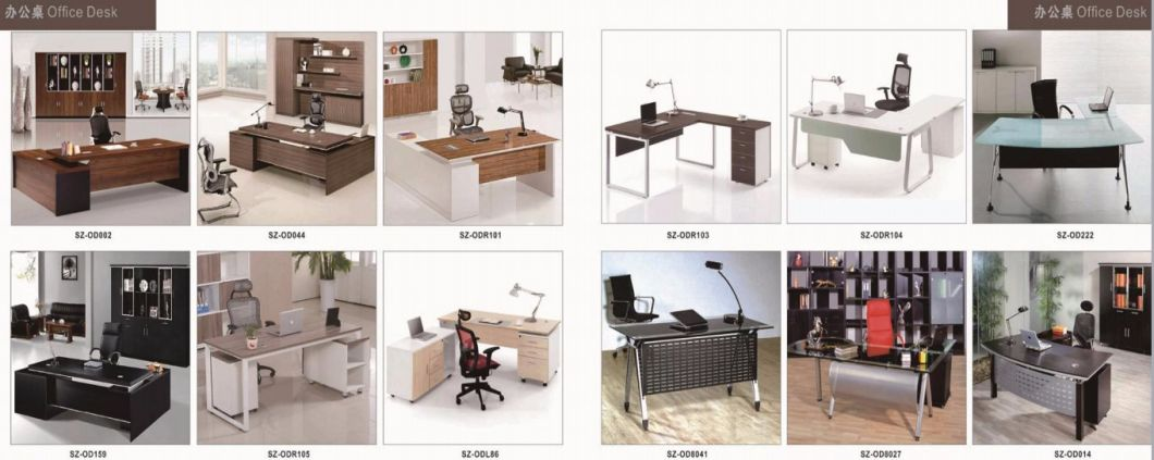 Office Desk Demountable
