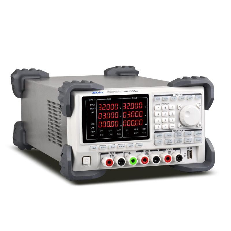 China Sk3323j/3325j Programmable DC Power Supply - China DC Power Supplies, Power Supplies