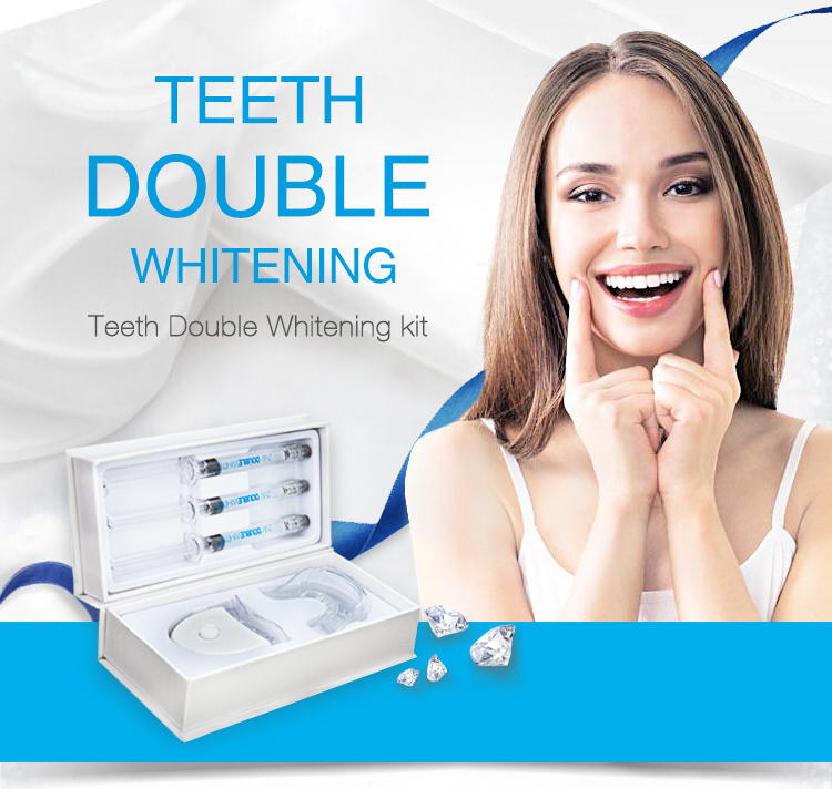 China Comstic For Tooth Teeth Whitening Professional Home Kit