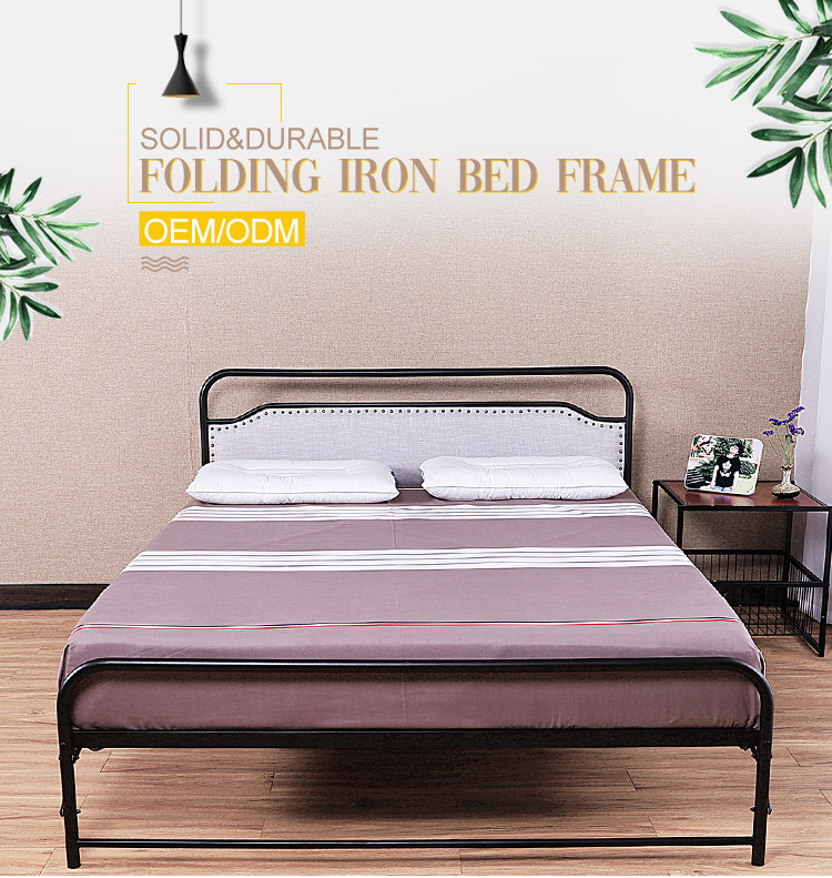 Antique Style Price Iron Double Bed