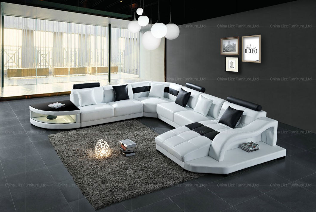 Chaise Durable Sectional Sofa