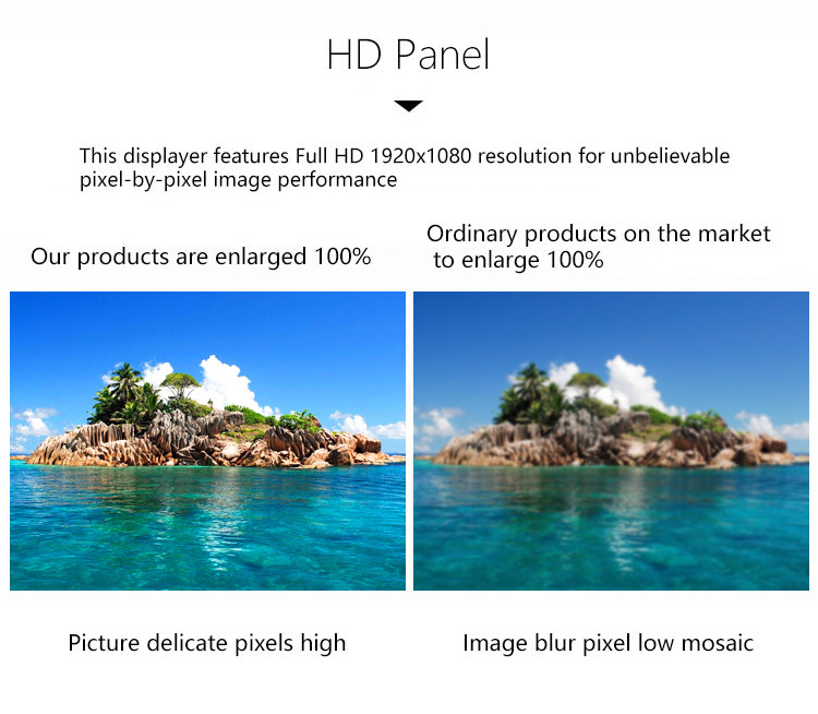 1080P LCD Digital Signage Media Player