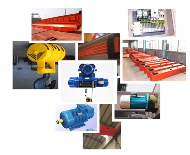 Electric Hoist Double Girder Overhead Crane for You