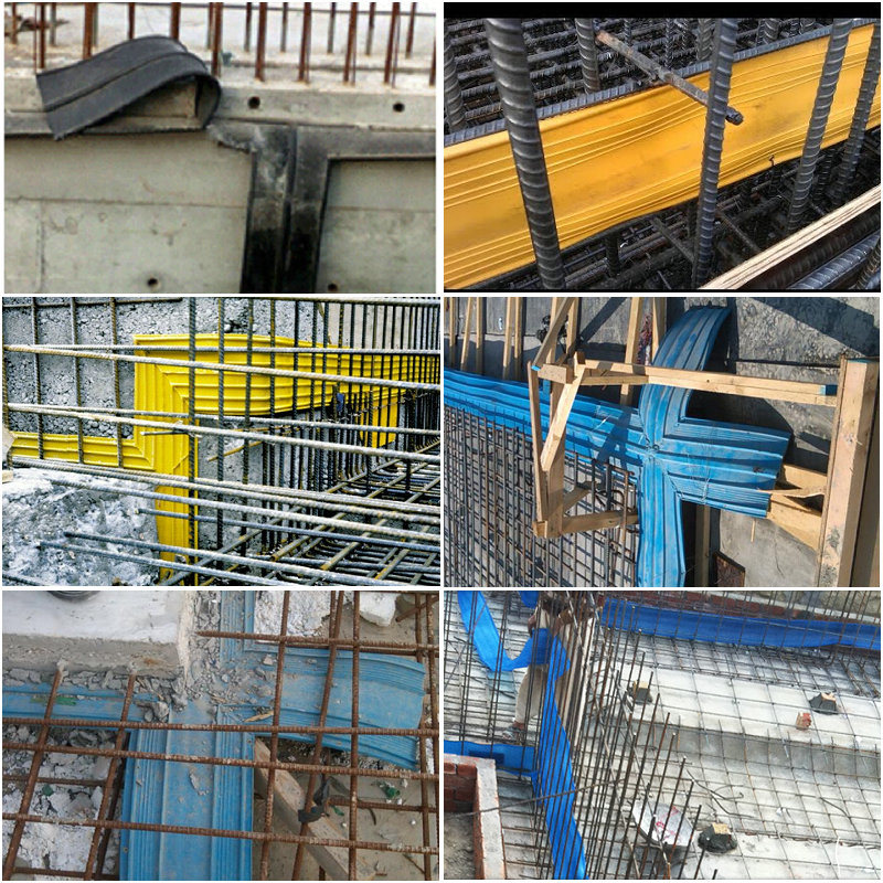 China Waterstop Construction Joints In Concrete Walls