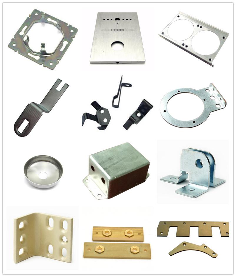 Customized Sheet Metal Fabrication Sheet Metal Parts Manufacturer