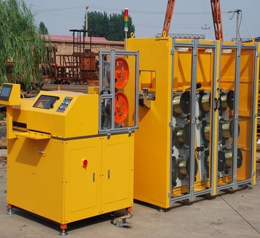 High Speed Steel Wire Braiding Machine for Metal Hose