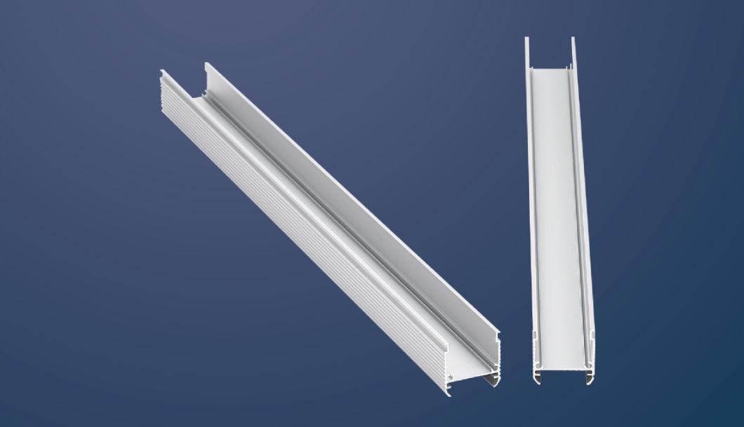 Hot Item Aluminium Profile Shell Housing For T5 T8 Led Tube Light Lamp Sq Jf01