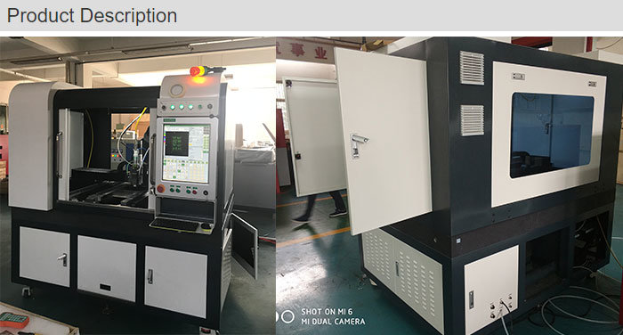 Small Format High-Precision Fiber Laser Metal Cutting Machine, Metal Plate Laser Cutting Machine