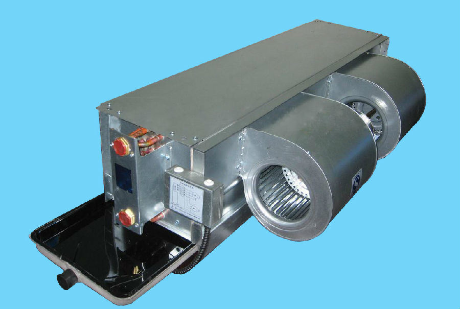 China Chilled Water FCU (CE Certified) - China Duct Fan