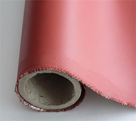 Insulation Fire-Resistant PU Coated Fiberglass Fabric