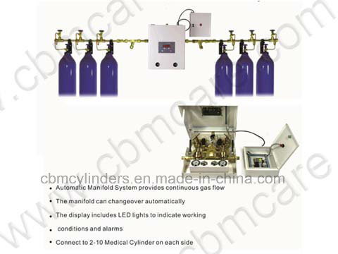 British Standard (BS-type) Gas Outlets for Medical Oxygen System