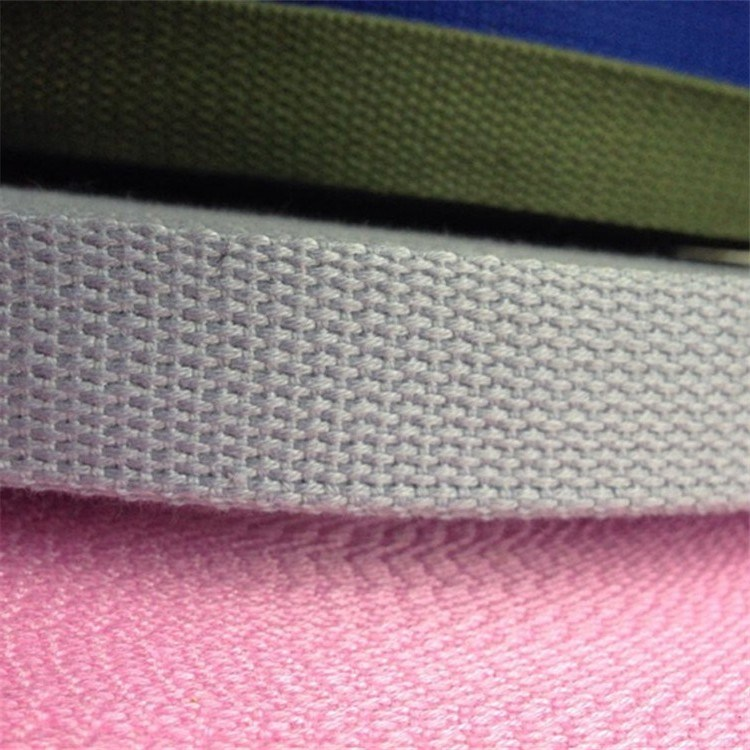 Top Grade Cotton Webbing for Clothes