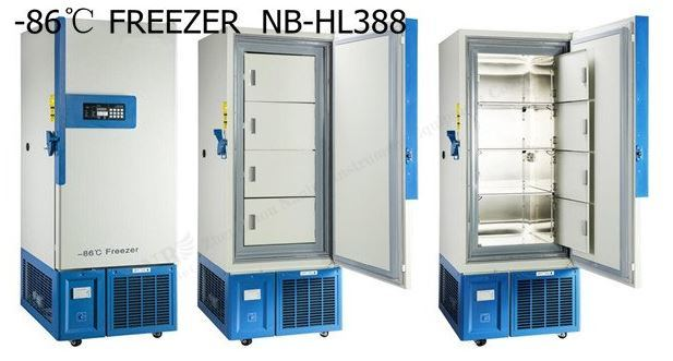 388L -86 Degree Ultra Low Temperature Freezer