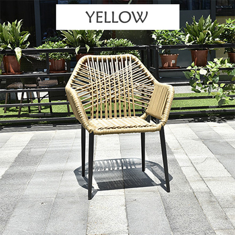 Outdoor Good Looking Simple Table and Chair for Wholesale