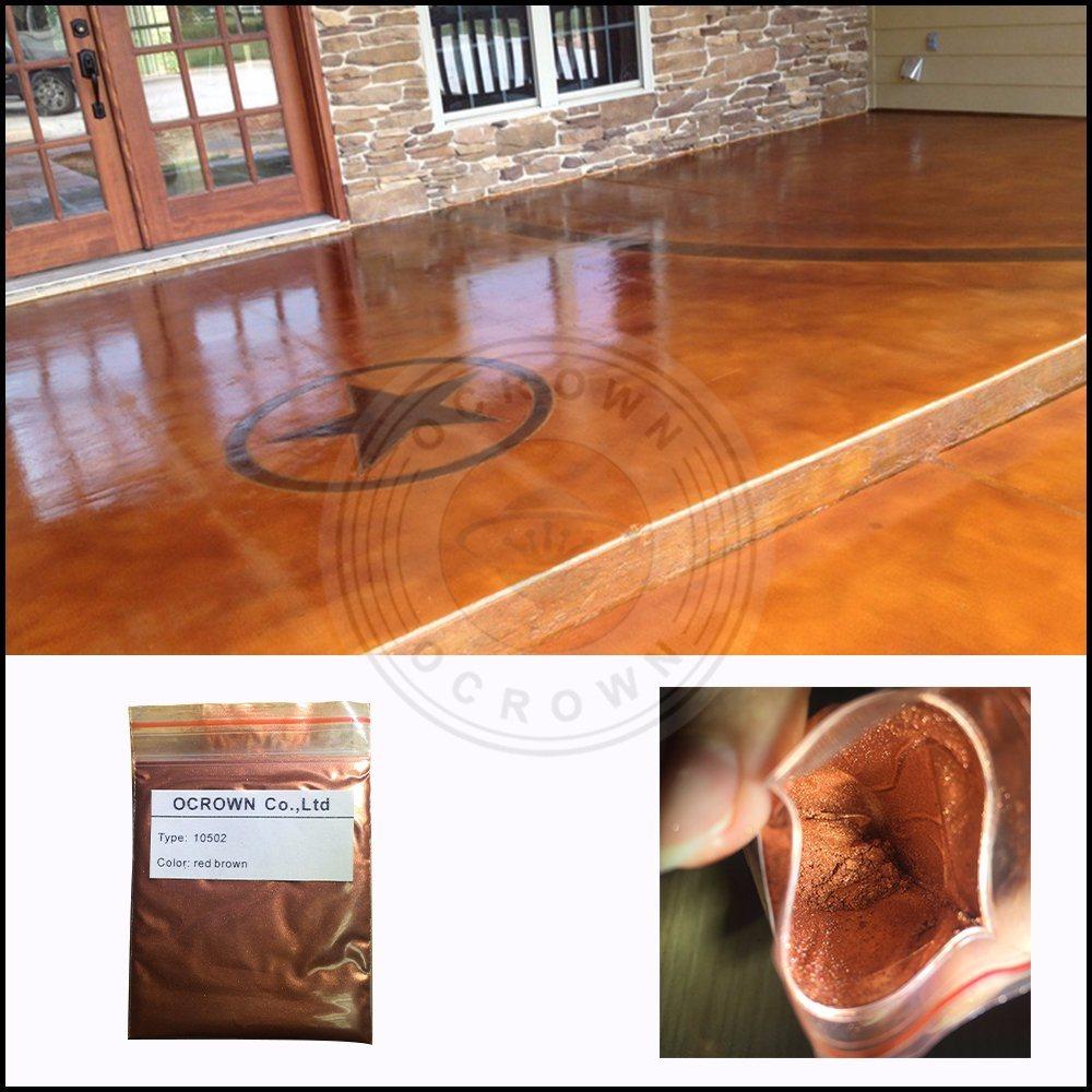 Metallic Epoxy 3D Floor Paint Coatingepoxy Pigment Powder