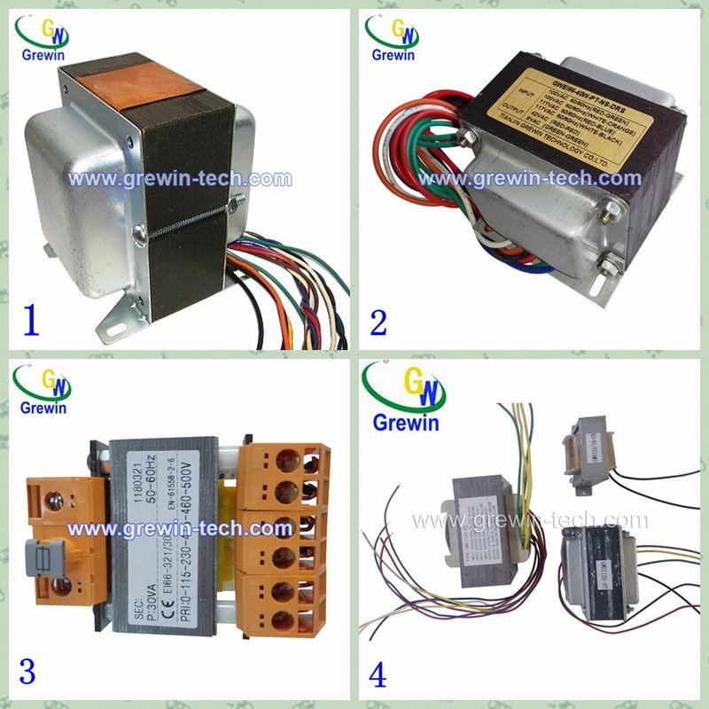 Output Power Transformers Chasis Mount