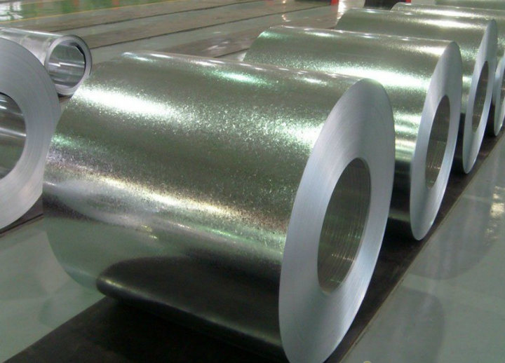 Cold Rolled Steel Material Corrugated Galvanized Steel Sheet in Coil