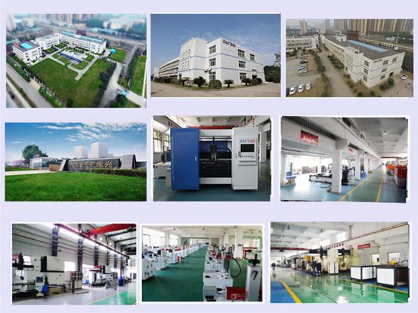 China Co2 Fiber Laser Welding Machine Continuous
