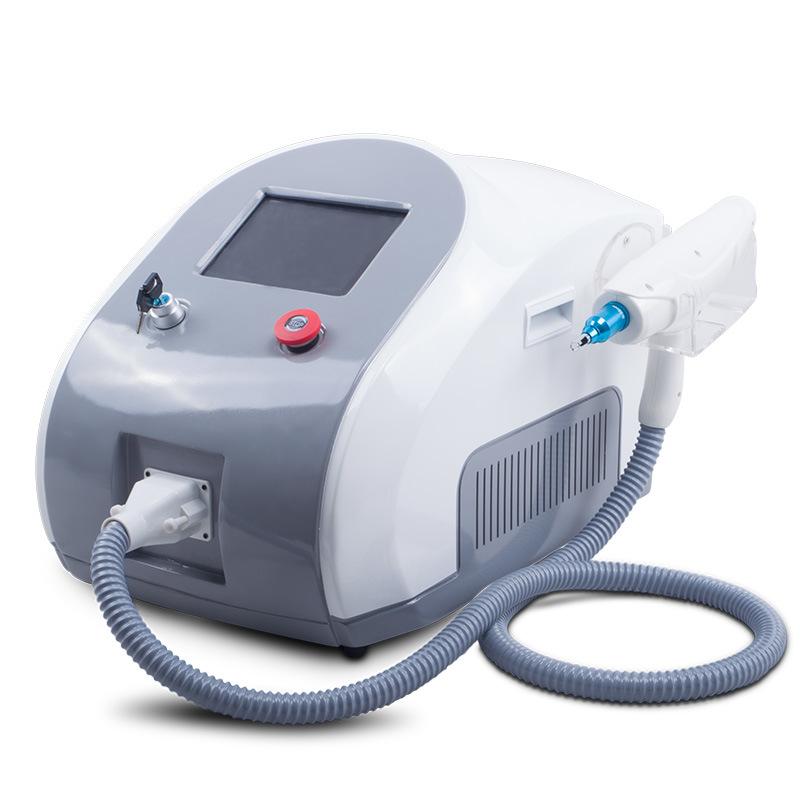 Mesin Penghilang Tato Laser Q Switch ND YAG Peralatan Laser Penghapusan Tato Peralatan Kecantikan Penghapusan Tato dengan 532nm / 1064nm / 1320nm