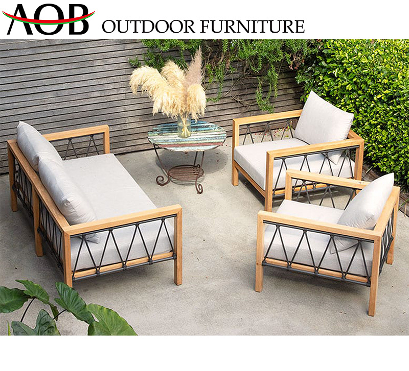Chinese Contemporary Outdoor
