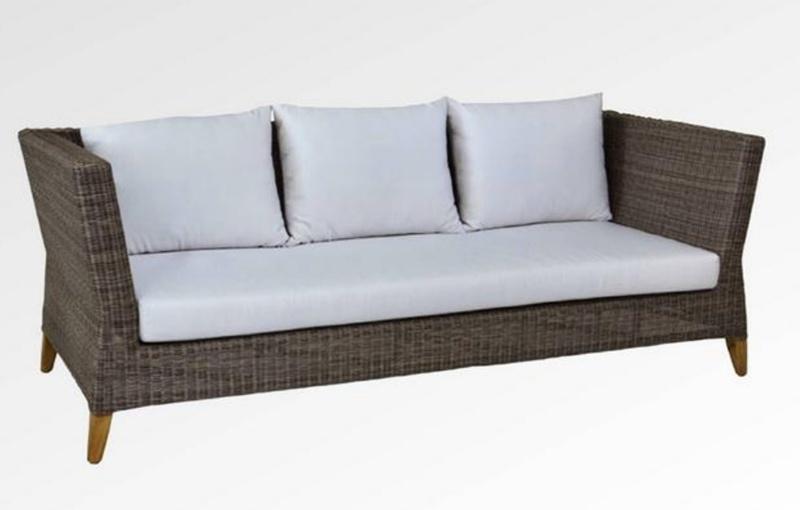 Outdoor Furniture Garden Sofa Bed