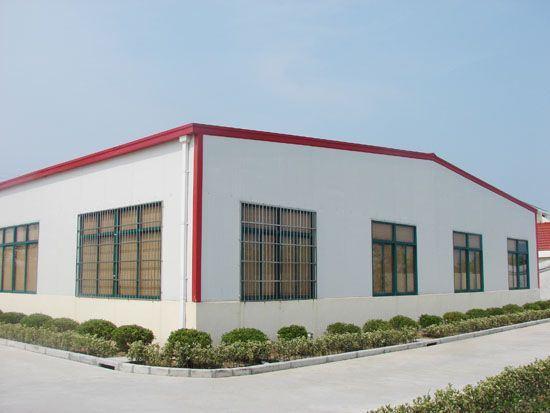 Prefabricated Light Steel Structure Insulated Co<em></em>nstruction Building Workshop (SSW-022)