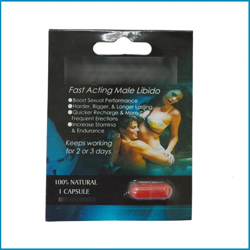 Herbal Sexual Wellness Formula for Men