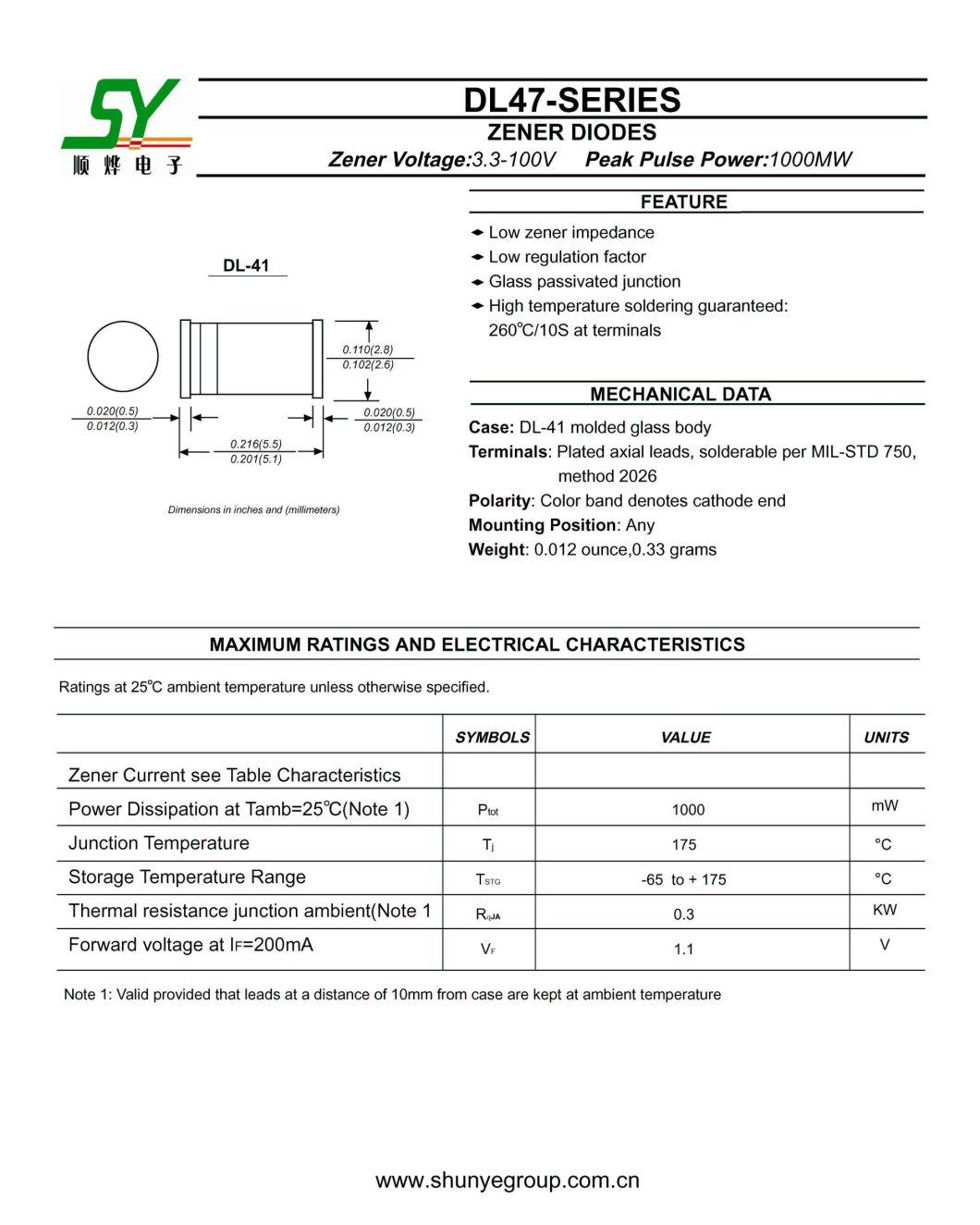 TVS Diodes 5 pieces Transient Voltage Suppressors TVS DIODE 56V @ 6A