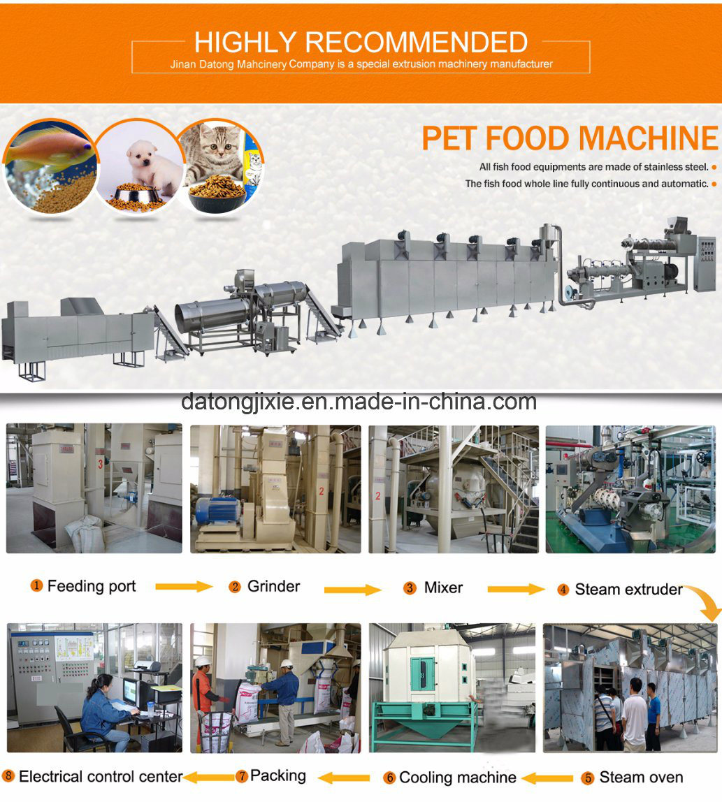 Catfish Dry Dog Cat Money Bird Fox Food Extruder Pellet Mill Machine Floating Fish Feed Processing Extruder Lab Food Extruder Double Twin Screw Machinery Price