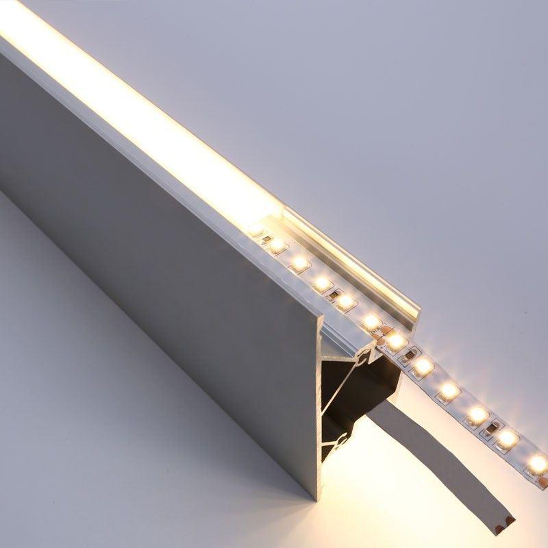 Alu4083 Surafce/Recessed Walll LED Profile