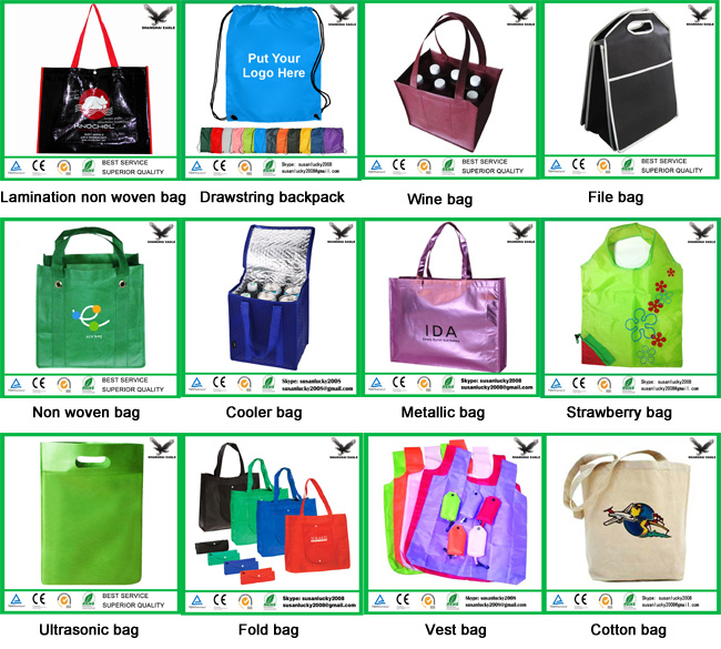China Shanghai Eco PP Woven Tote Bag Manufacturers