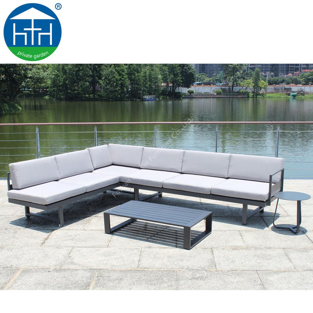 Dw-Sf1905 Wholesales Modern Garden Outdoor Furniture Aluminum f<em></em>rame