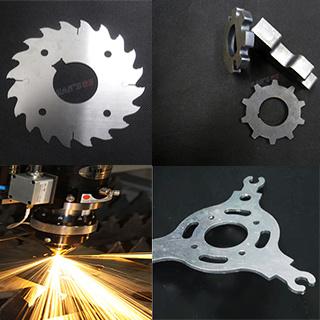 140m/Min High Speed Fiber Laser Cutting Machine (GS-LFD3015)