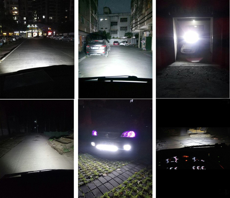 12V Ultra Slim Combo Beam Car Grilles LED Light Bar Mini LED Light Bar for Truck Car Roof
