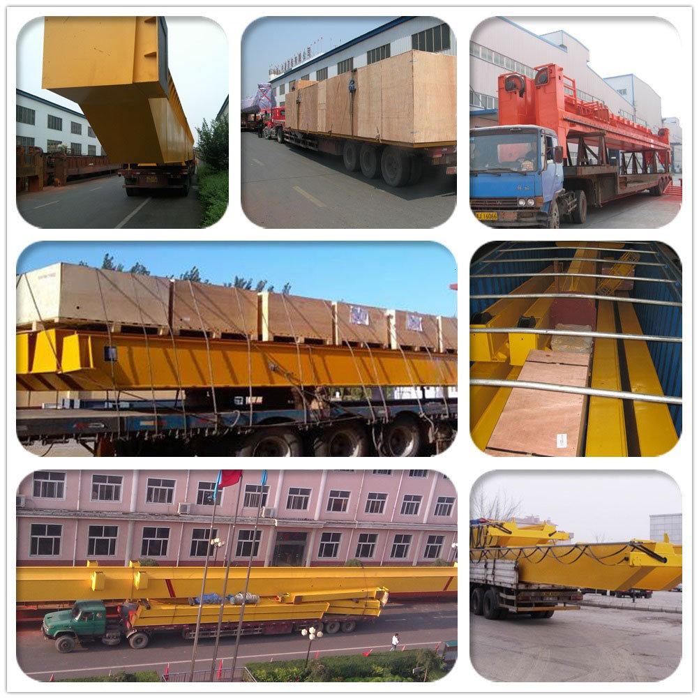 China Monorail Crane Lx Type Single Girder Overhead Crane
