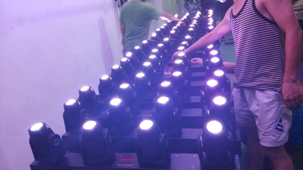 4PCS 10W LED Moving Head Light