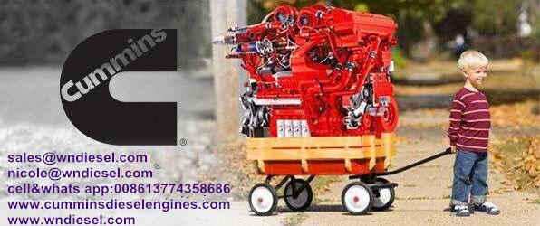 Cummins Engine Kta50-C1600 for Belaz