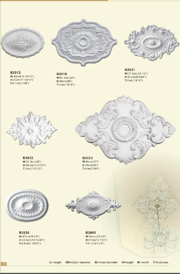 China Ceiling Medallion B2055