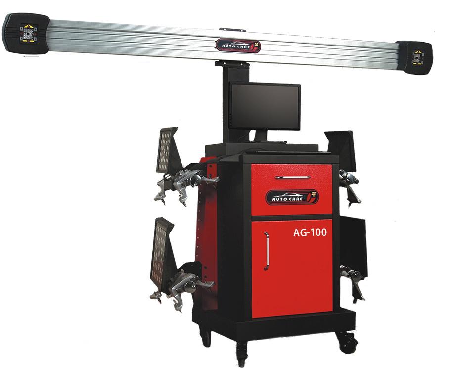 Wheel Alignment Machine >> Autocare Ag 100 Automatic Lifting 3d Wheel Alignment Machine Match Garage