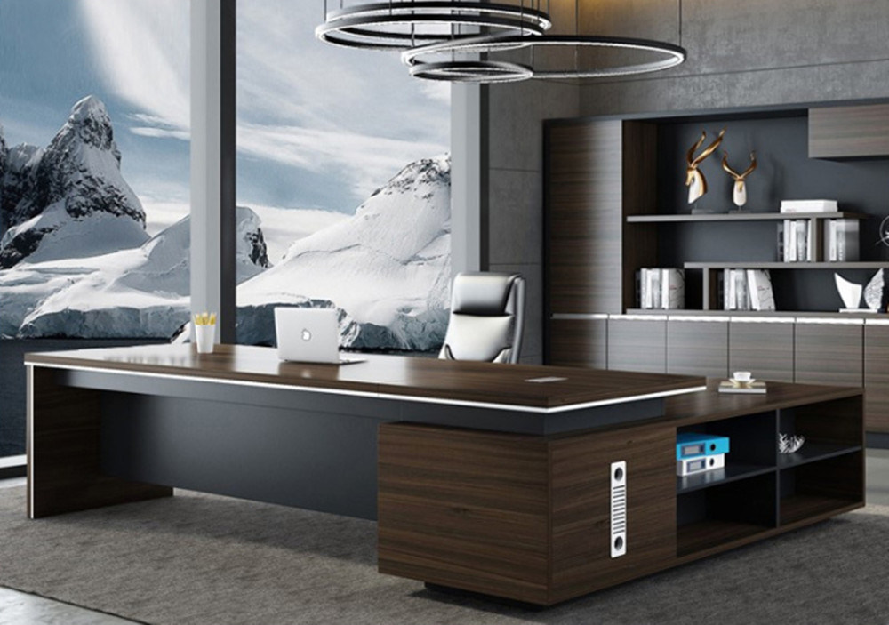 Office Furniture Wooden Executive Desk