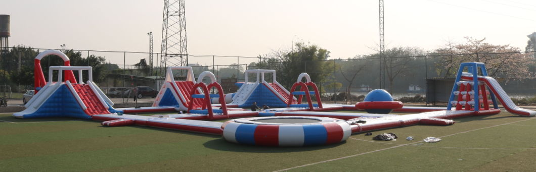 Milti-Function Inflatable Teeter Slide Totter and Slide in One