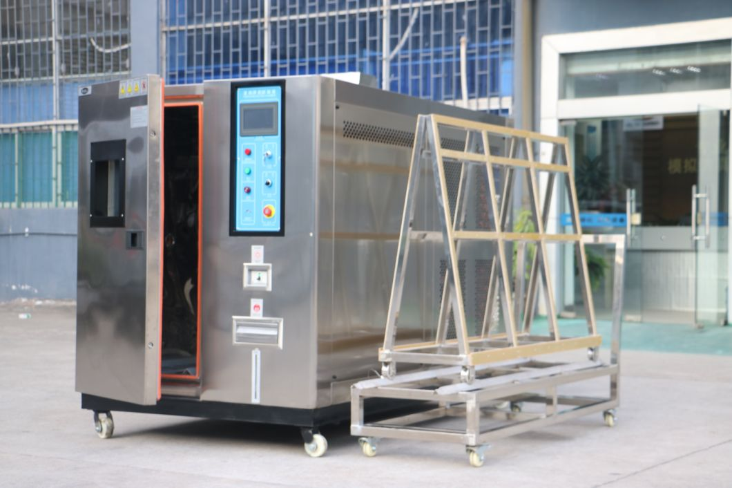 Touch Screen Programmable Rapid Temperature Change Equipment