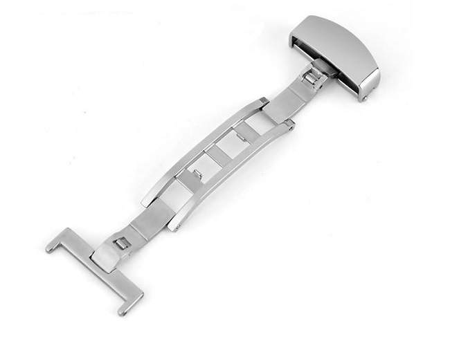 Hot Sale Classic Butterfly Deployment Clasp Watch Accessories